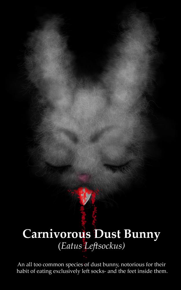 Carnivorous Dust Bunny