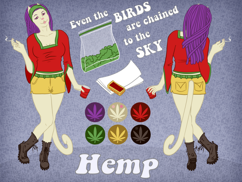 Hemp - Reference Sheet