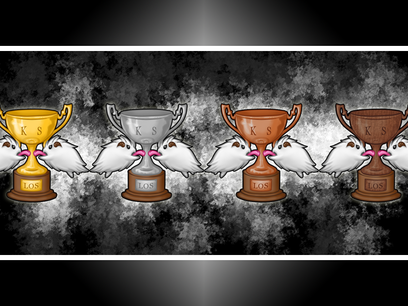 LOS Trophy Spread
