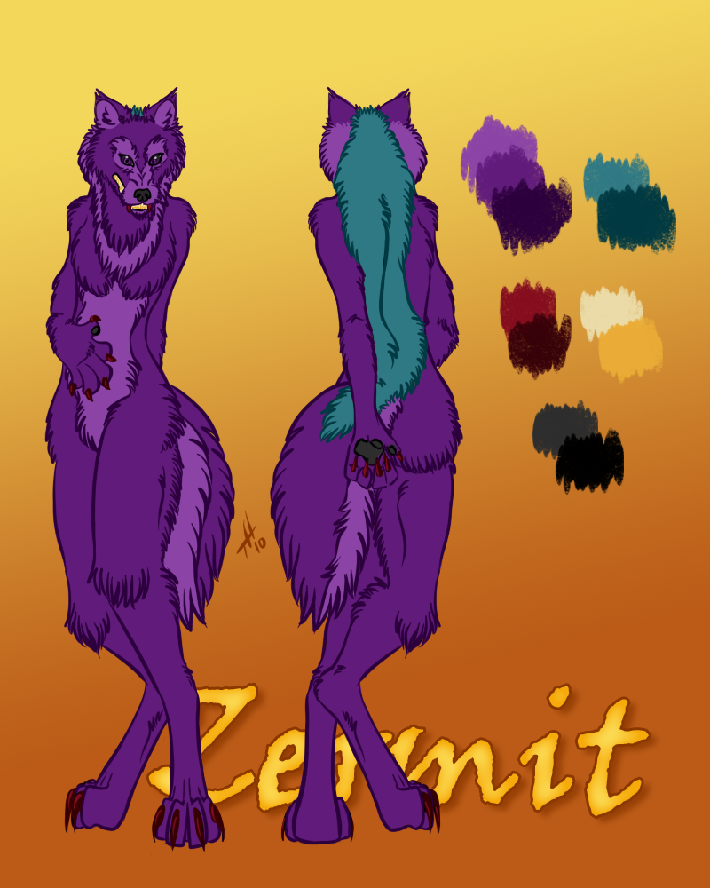 Zermit - Reference Sheet