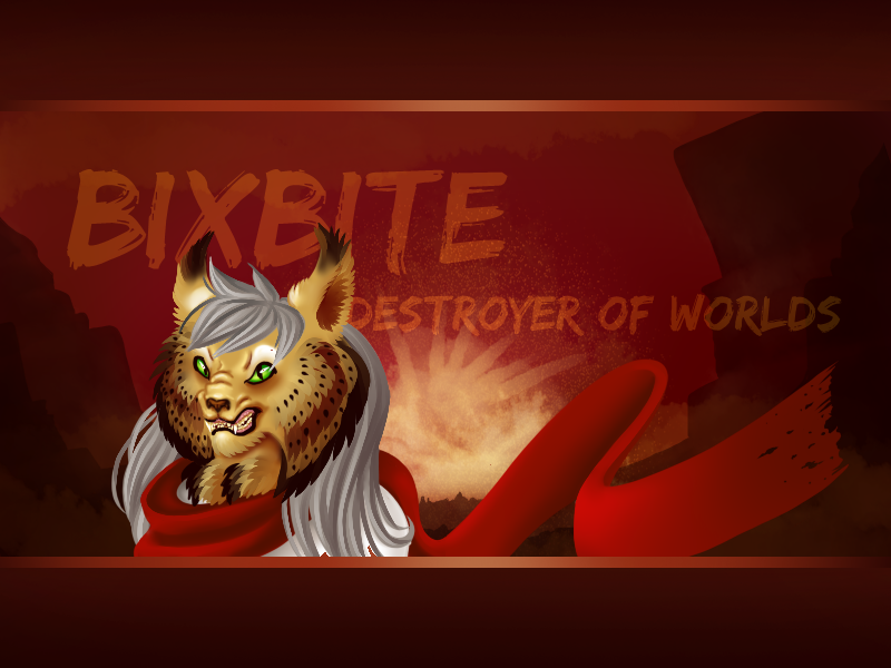 Bixbite - Destroyer of Worlds