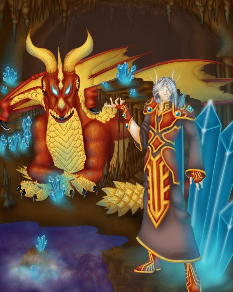 Deristrasz and the Dragon