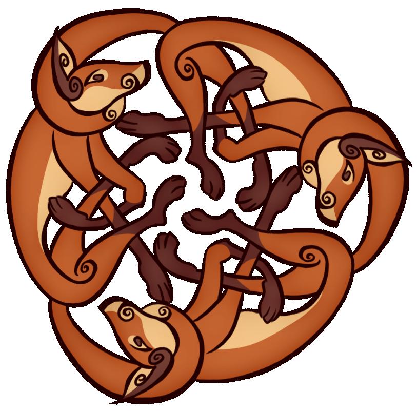 Fox Triskelion