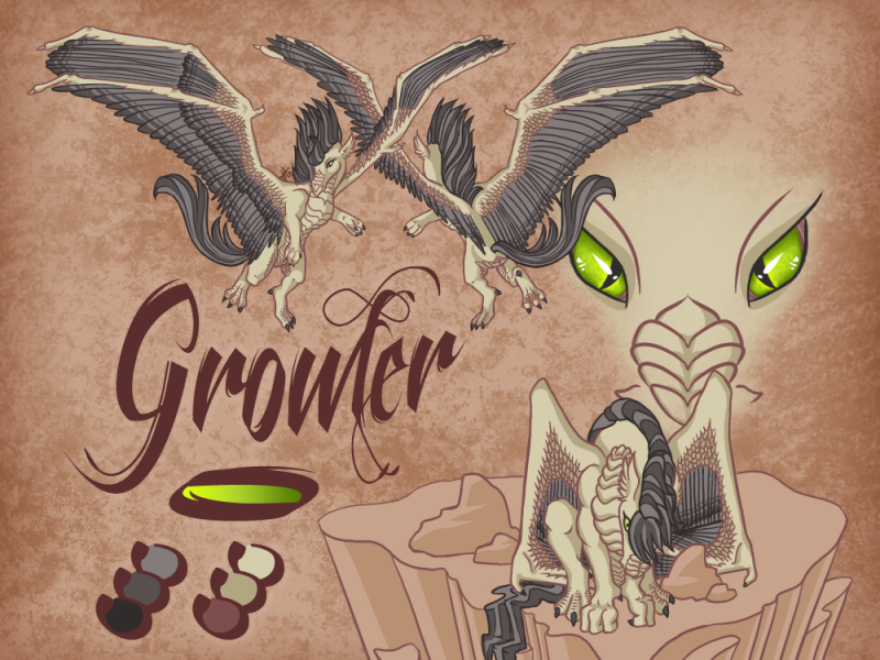 Growler - Reference Sheet